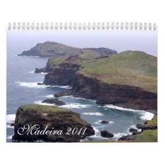 Madeira 2011 calendars