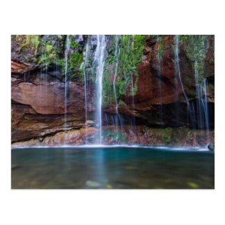Madeira - 25 spring postcard