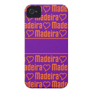 Madeira Blackberry Bold case, customize iPhone 4 Case-Mate Case