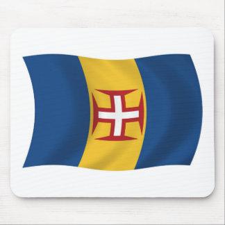 Madeira Flag Mousepad