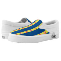 Madeira Flag - Printed Shoes