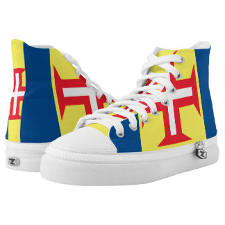Madeira High-Top Sneakers