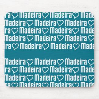 Madeira mousepad, customize mouse pad