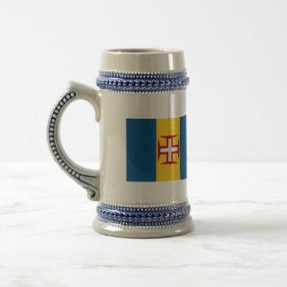 Madeira Portugal Beer Stein
