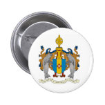 Madeira (Portugal) Coat of Arms 2 Inch Round Button