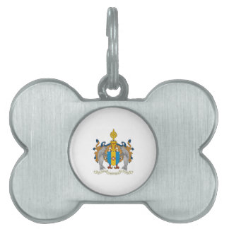 Madeira (Portugal) Coat of Arms Pet Tag