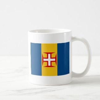 Madeira (Portugal) Flag Coffee Mug