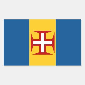 Madeira* Portugal Flag Sticker