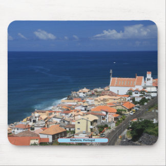 Madeira, Portugal Mouse Pad