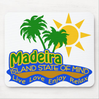 Madeira State of Mind mousepad