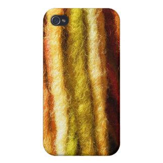 ¡Madejas de la diversión ¡Hilado para cada uno iPhone 4/4S Funda