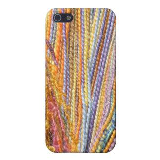 ¡Madejas de la diversión ¡Hilado para cada uno iPhone 5 Coberturas