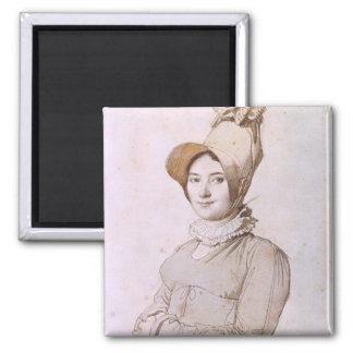 Madeleine Chapelle  1813 Magnet