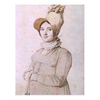 Madeleine Chapelle  1813 Postcard