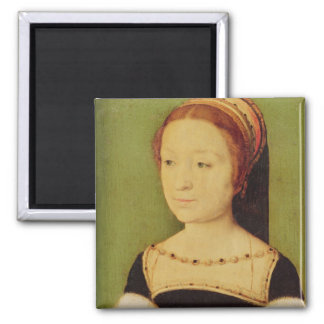 Madeleine de France  Queen of Scotland, 1536 Fridge Magnet
