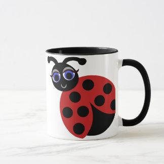 Madeleine LadyBug Toon Mug