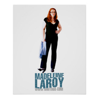 Madeleine LaRoy Poster