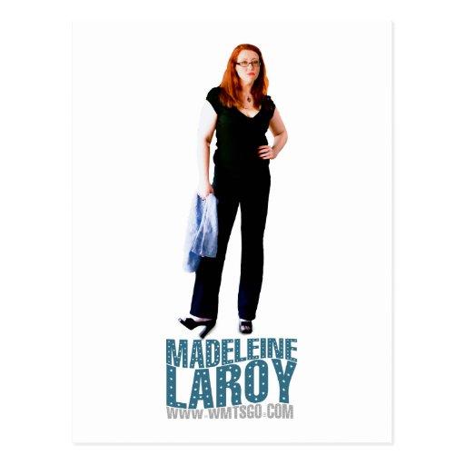 Madeleine LaRoy Tarjetas Postales