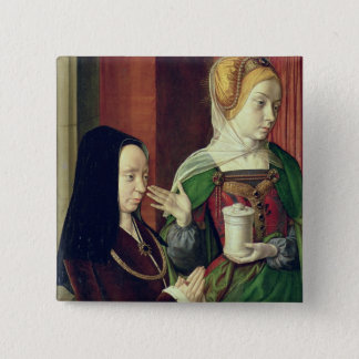 Madeleine of Bourgogne presented by St. Mary Magda Button