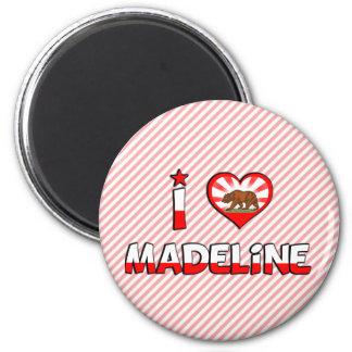 Madeline, CA Imán