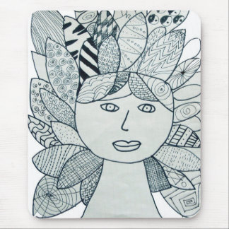 Madeline Chiba-Mcgovern Mouse Pad