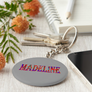 Madeline key chain