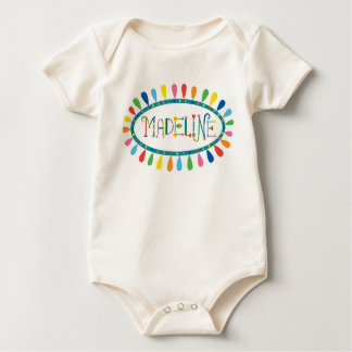 Madeline Mameluco De Bebé