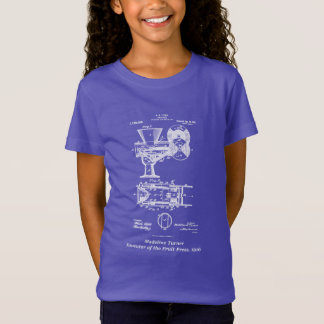 Madeline Turner Fruit Press T-Shirt