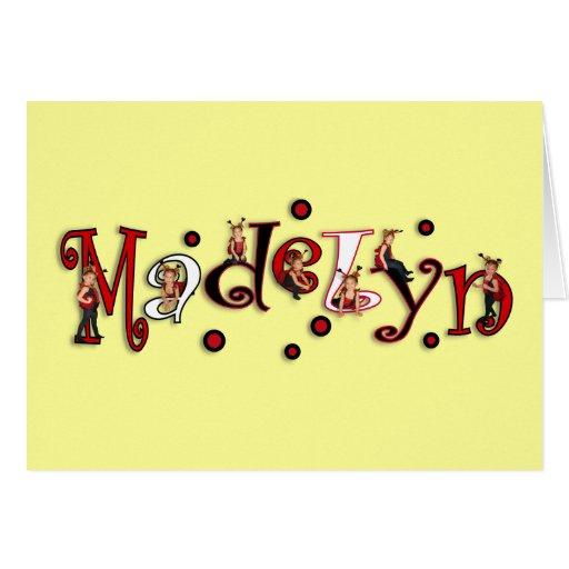 Madelyn Card