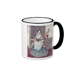Mademoiselle Contat  in the Role of Suzanne Coffee Mug