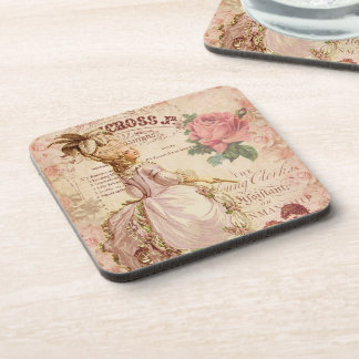 Mademoiselle Couture Beverage Coaster