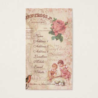 Mademoiselle Couture Business Card