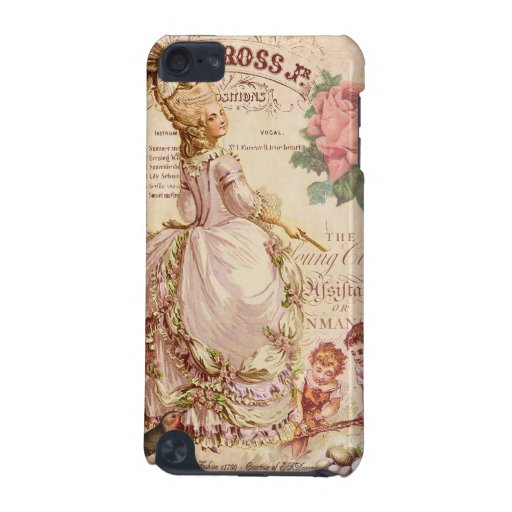 Mademoiselle Couture iPod Touch (5th Generation) Cover