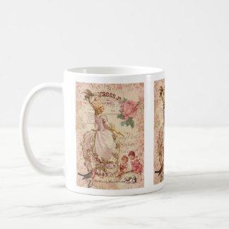 Mademoiselle Couture Classic White Coffee Mug