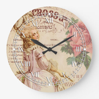 Mademoiselle Couture Clocks