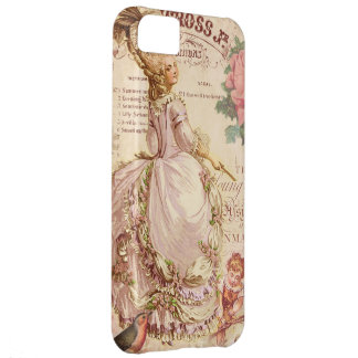 Mademoiselle Couture iPhone 5C Cover