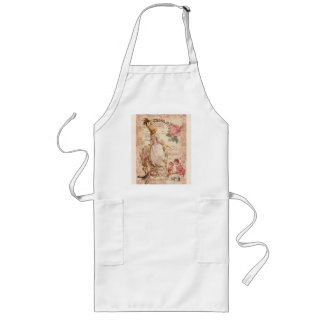 Mademoiselle Couture Long Apron