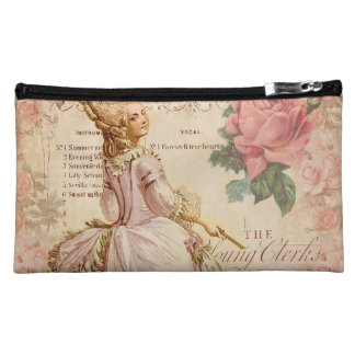 Mademoiselle Couture Makeup Bag