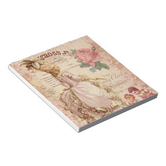 Mademoiselle Couture Notepad