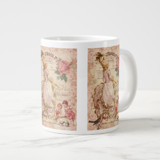 Mademoiselle Couture Extra Large Mugs