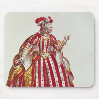 Mademoiselle Dumesnil  in the Role of Mousepad