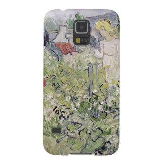 Mademoiselle Gachet en su jardín Fundas De Galaxy S5