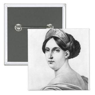 Mademoiselle George, 1825 Pins