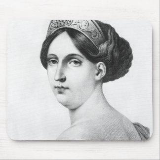 Mademoiselle George, 1825 Mousepads