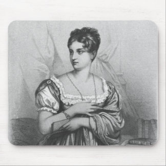Mademoiselle George, engraved by J. Champagne Mouse Pads