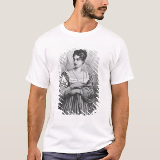 Mademoiselle George, engraved by J. Champagne T-Shirt