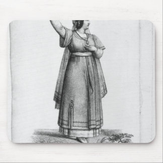 Mademoiselle George in the role Mousepads