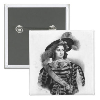 Mademoiselle George in the role of Queen Pin