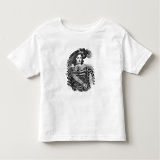 Mademoiselle George in the role of Queen Tee Shirt