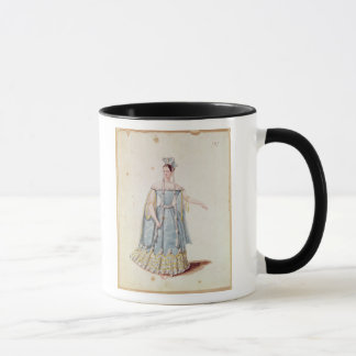 Mademoiselle Georges in 'Isabeau de Baviere' Mug